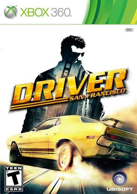 Driver San Francisco Xbox 360 game For Sale | DKOldies