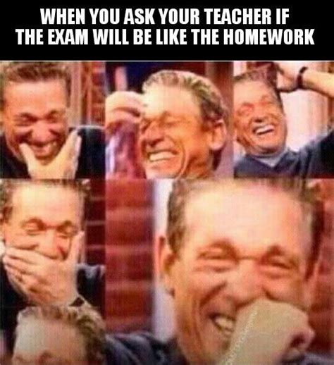 When students ask Maury what will be on the exam | Memes