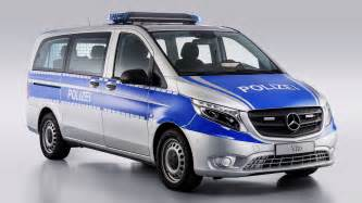 2015 Mercedes-Benz Vito Polizei [Long] - Wallpapers and HD