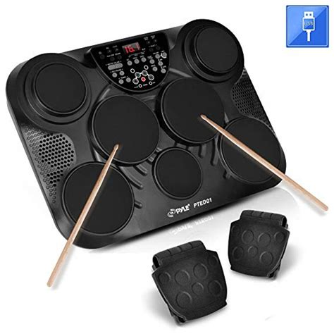 PylePro - PTED01 - Musical Instruments - Drums