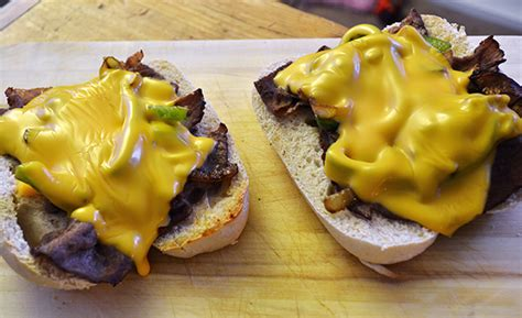 Philly Cheese Steak - OhMyFoodness