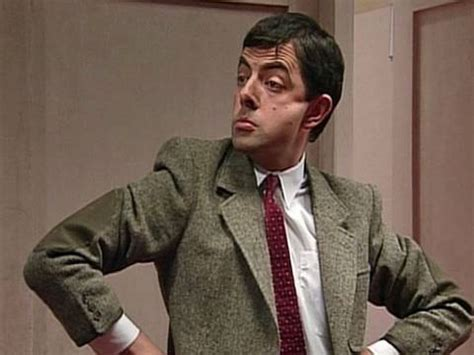 Mr Bean Reclaims His Trousers | Funny Clip | Mr