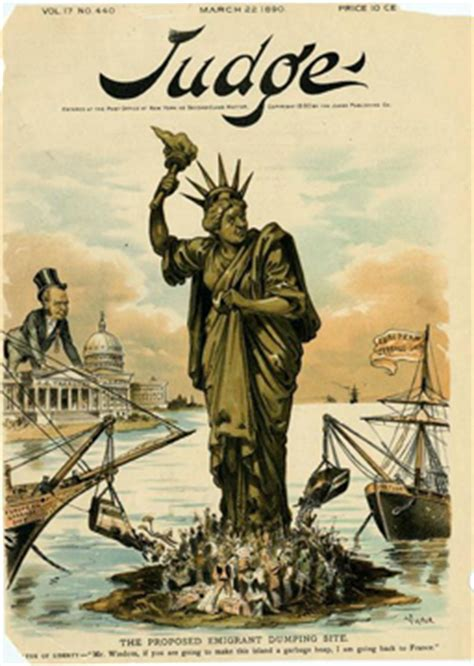 The Immigrant's Statue - Statue Of Liberty National
