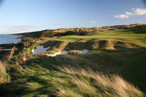 St Andrews Links The Castle Course, by St Andrews – Golf