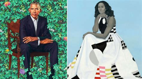 Obama Portraits Revealed to Have Cost $500,000 as