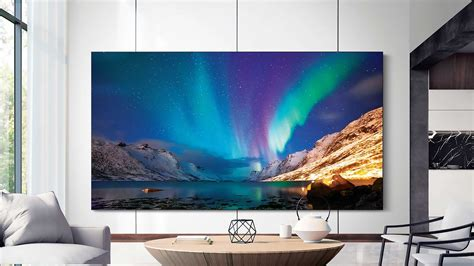 More TVs: Samsung's New MicroLED, QLED 8K And Lifestyle TV