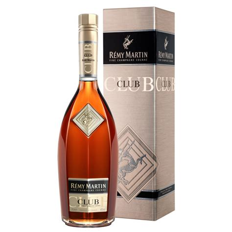 Rémy Martin Club Cognac: Buy Online and Find Prices on