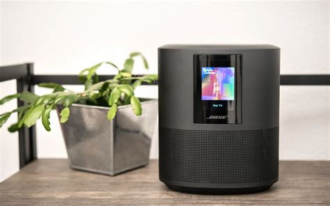 Bose Home Speaker 500 Review   GearLab