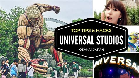 Guide to Universal Studios Japan - Top Tips and Hacks for