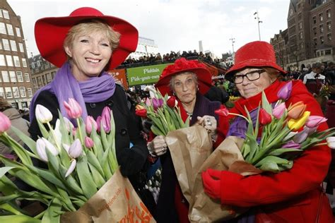 'Let's Connect!' - thema Nationale Tulpendag 2021