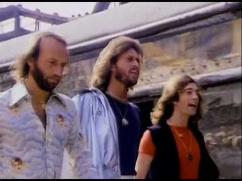 Bee Gees - Stayin' Alive [HQ 1rst Version Music Video 1977