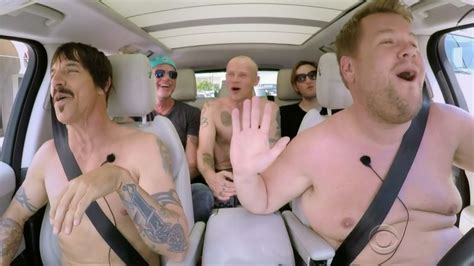 Watch Red Hot Chili Peppers Sing Their Classics, Wrestle