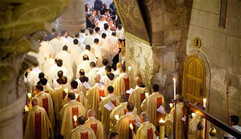 Christmas Eve tour to Jerusalem and Midnight Mass in