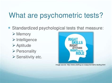How Effective Are Psychometric Tests?
