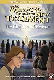 """""""Animated Stories from the New Testament"""" The Kingdom of"""