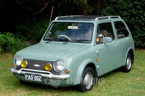 Sold: Nissan Pao 2 Door Coupe Auctions - Lot 1 - Shannons