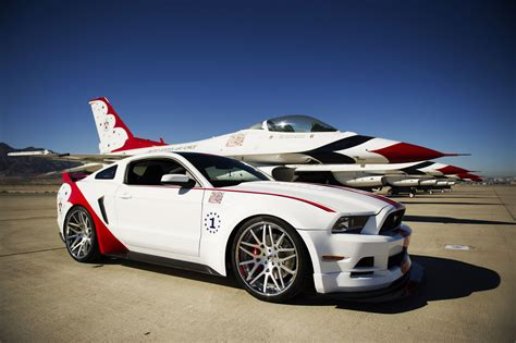 Ford Rolls Out Custom 2014 Mustang GT In Support Of EAA
