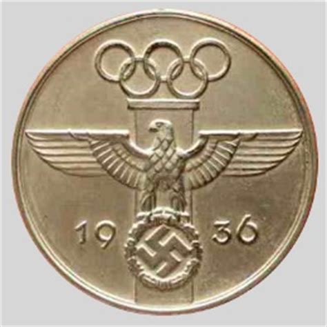 1936 Olympic Medal - Axis History Forum