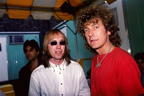 Robert Plant   Tom Petty Through the Years   Rolling Stone