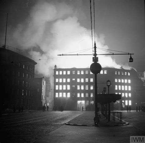 15 Powerful Photos Of The Blitz   Imperial War Museums