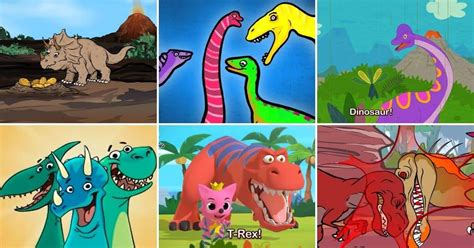 Fun Dinosaur Songs For Toddlers and Preschoolers