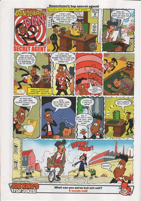 Peter Gray's Comics and Art: The Beano new logo and a