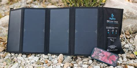 The Best Portable Solar Battery Charger   Reviews by