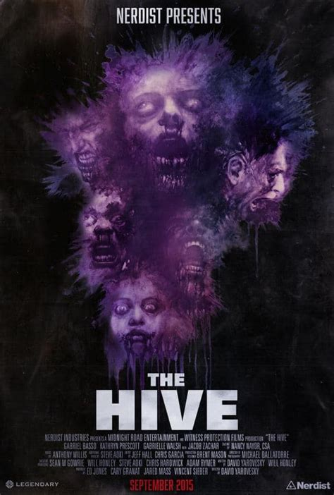 The Hive Review: Memento Meets Summer Camp Horror - Movie