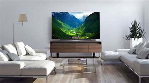 Innovative LG OLED 65E8 and Super UHD TVs with DeepThinQ