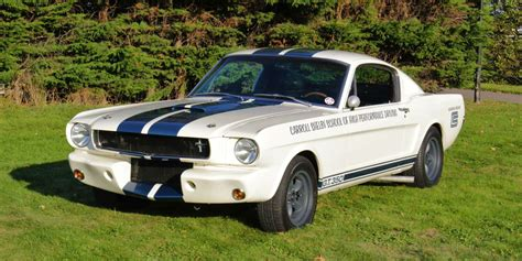 Droom occasion: een zeldzame Ford Mustang GT350 Shelby