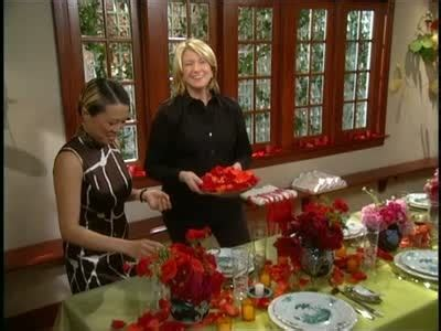 Video: Setting a Table for the Chinese New Year | Martha