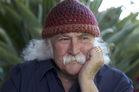 """David Crosby Is """"Happy All the Time"""" Out of CSN   Westword"""