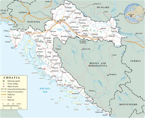 map-of-croatia-with-dubrovnik   Download them and print