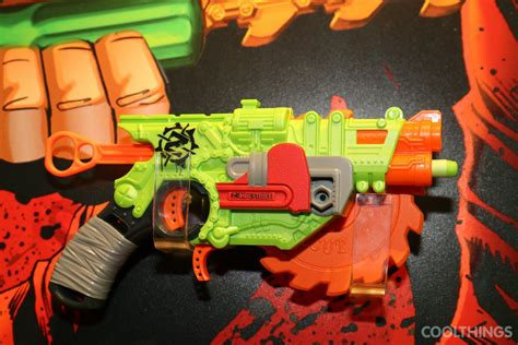 NERF 2016 Fall Blasters Lineup - Exclusive Pics!