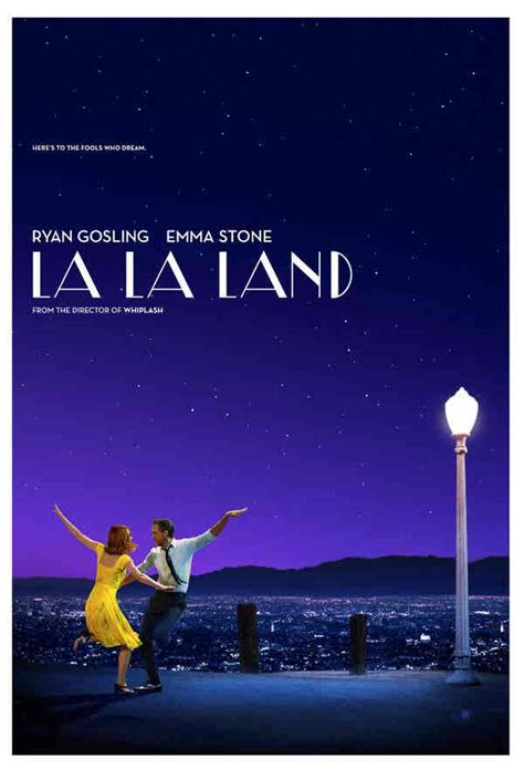 The Posters of 'La La Land' - The New York Times