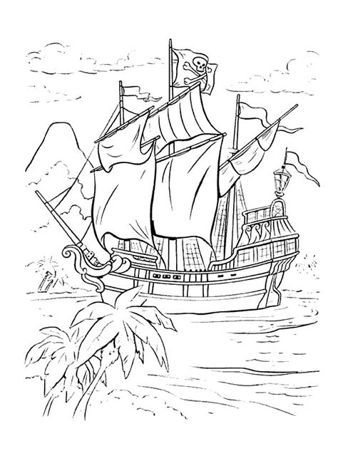 Coloring Page - Peterpan coloring pages 8