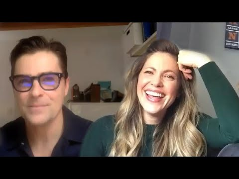 Kavan Smith, Pascale Hutton Want These 'When Calls The