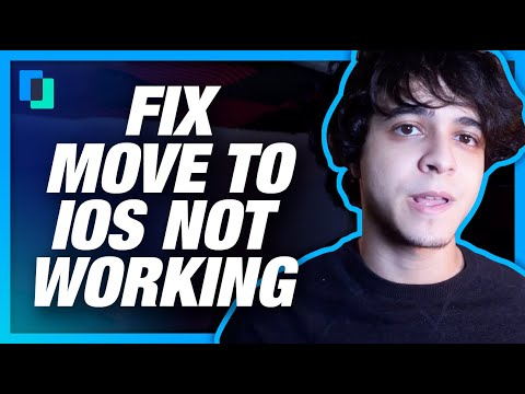 How to Fix Move to iOS Taking Forever or Slow [Quick Fixes]