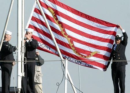 Navy SEALS ordered to remove 'Don't Tread On Me' symbol
