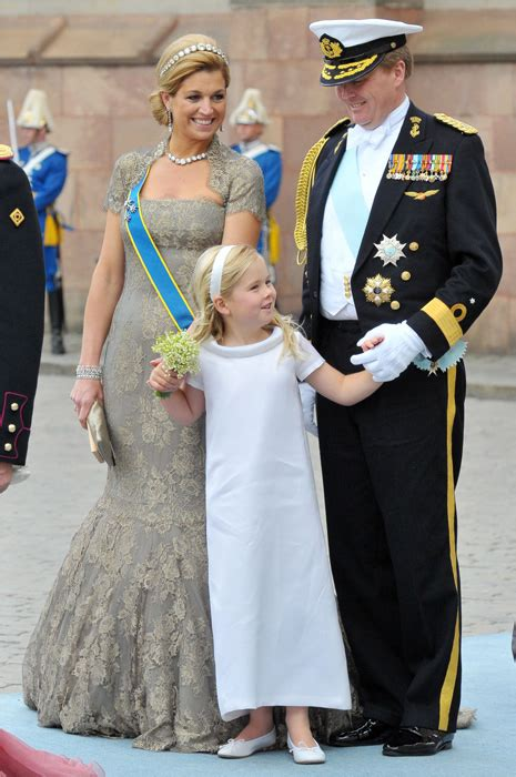 Princess Amalia: The little girl who will become heir to
