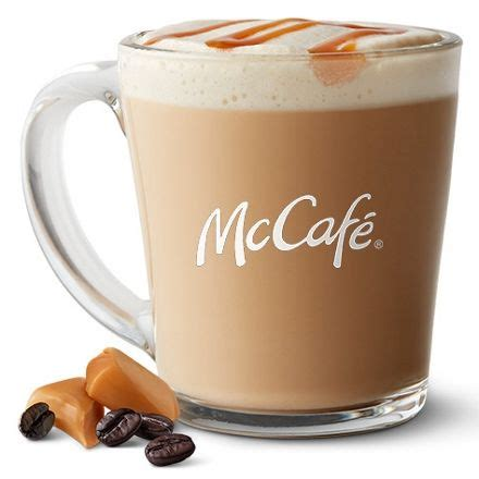 The Best And Worst Coffee From The McDonald's McCafe