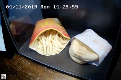McDonald's burger from 2009 still in perfect condition
