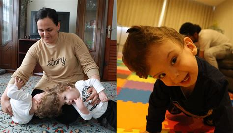 Conjoined twins return home to Turkey after surgery to