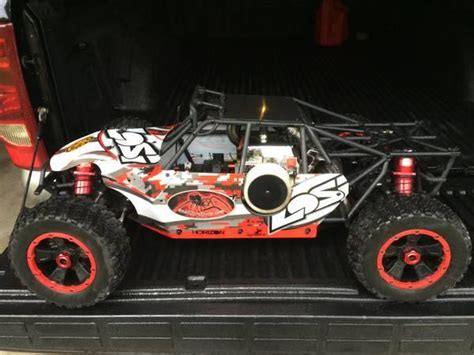 Losi DBXL Desert Buggy 1/5 Scale Gas RC Truck OBR Modified