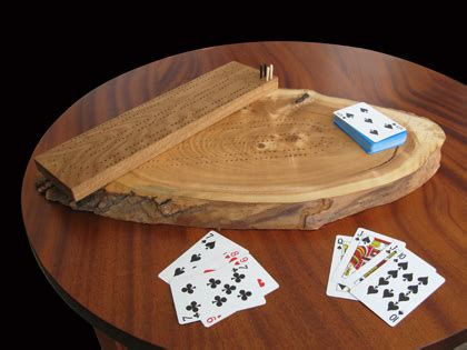 Cribbage Board Pattern Template | CNC Router | Woodworking