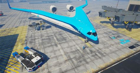 Flying-V Plane Might Look Like A Boomerang But Has Lots Of
