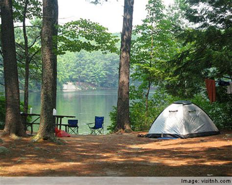 New Hampshire Camping - RV Campgrounds in New Hampshire