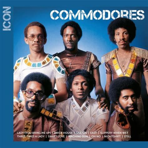 Icon - Commodores   Songs, Reviews, Credits   AllMusic