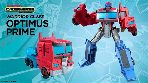 Transformers Cyberverse Toys Revealed! | TFW2005 - The