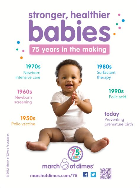 Events > March 2013: Focus on Healthy Babies